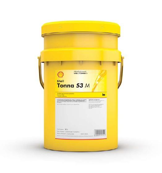 SHELL TONNA S3 M 32 Bidon 20L