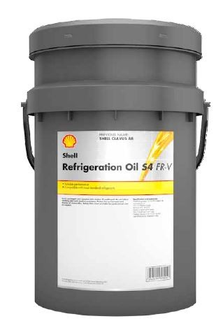 SHELL S-REFRIG OIL S4 FR-V 68 Bidon 20L