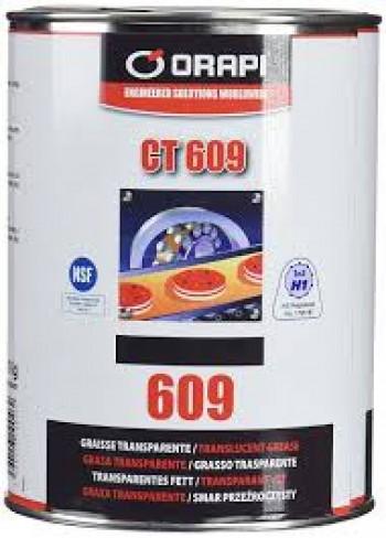 ORAPI 609 TRANSPARENTE (BOITE 1KG)