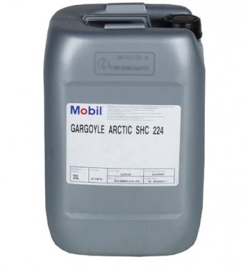MOBIL GARGOYLE ARCTIC SHC 226E BIDON 20L