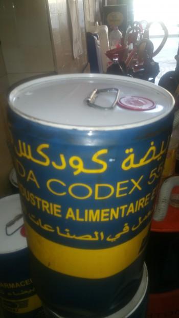 NAFTAL BEIDA CODEX 55 20L