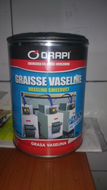 ORAPI 658 VASCO 15 VASELINE CODEX