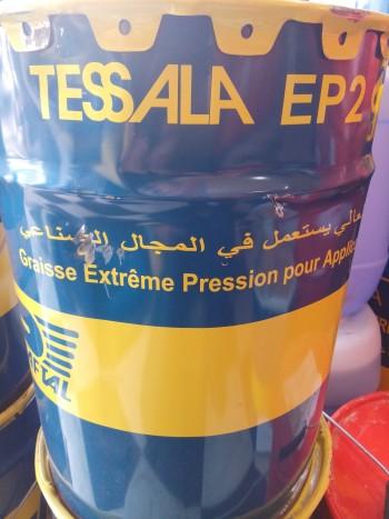 NAFTAL GRAISSE TESSALA EP 1/2/3 18 KG