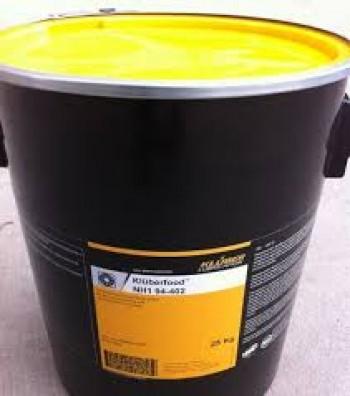 Klüberfood NH1 94-402 (SEAU 25 KG) GRAISSE EN SYNTHÉTIQUE / POUR RÉDUCTEUR / POUR L