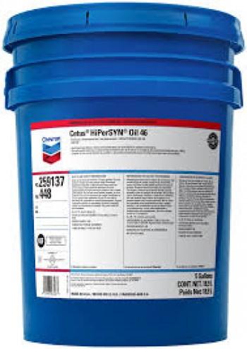 CHEVRON Cetus HiPerSYN Oil 46 SEAU 19 L