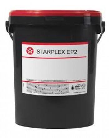 TEXACO Starplex EP 2 SEAU 18 KG/ 55 KG /FUT 180 KG